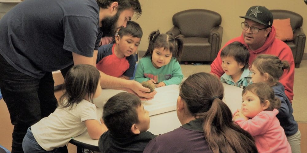 American Indian College Fund, Tribal College and University ECE Initiative