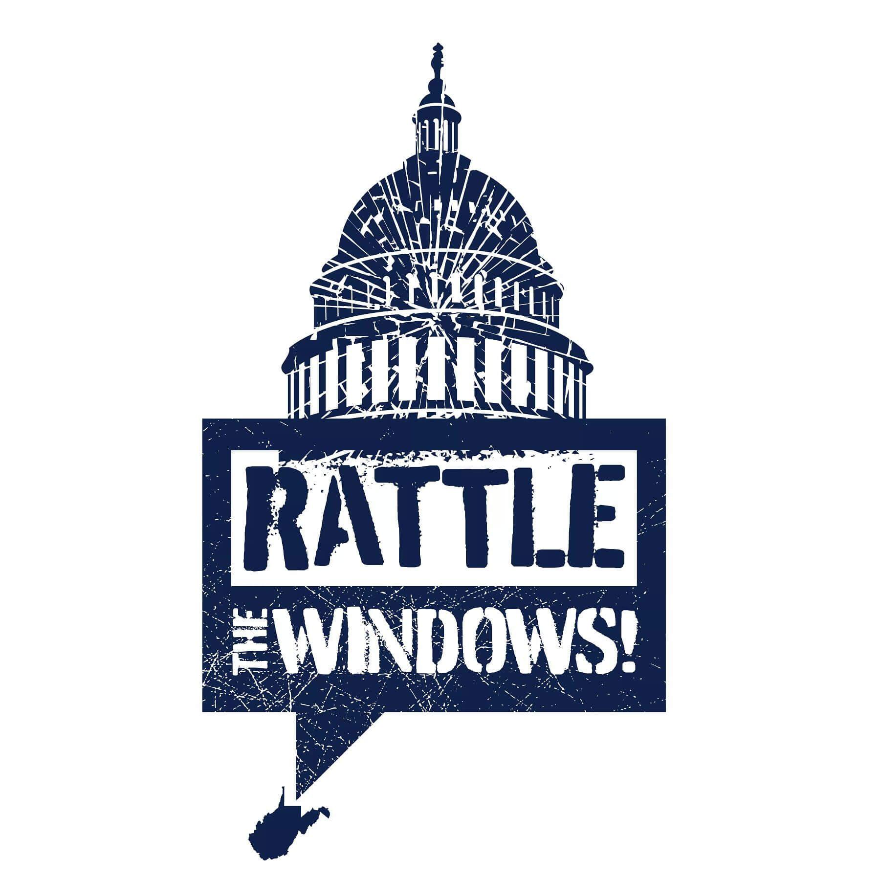 WV Rattle the Windows Logo